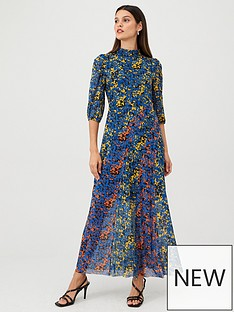 v-by-very-floral-mesh-maxi-dress-multi