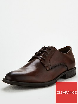 office-marker-lace-up-gibson-shoe-brown