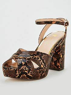 v-by-very-patti-platform-sandal-snake-print