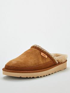 ugg-tasman-slippers-tan