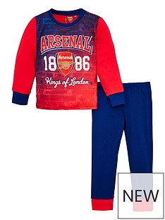 arsenal-football-kit-pyjamas-multi