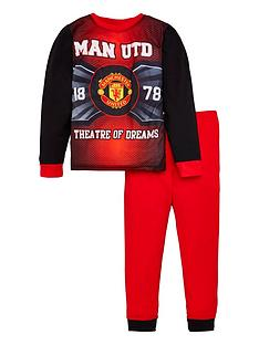 manchester-united-football-kit-pyjamas-multi