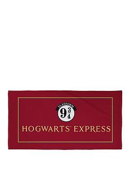 harry-potter-hogwarts-express-towel