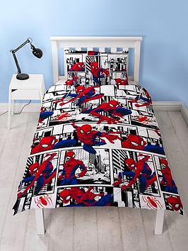 marvel-spiderman-metropolis-single-duvet-cover-set