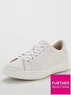 karen-millen-frida-lace-trainers-off-white