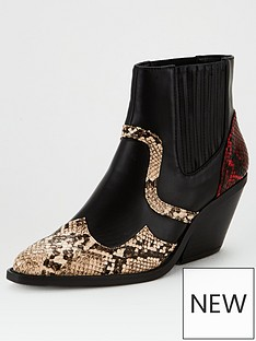 v-by-very-matilda-western-snake-mix-ankle-boots-multi