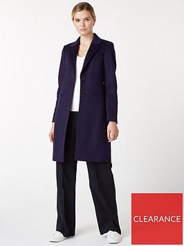 hobbs-tilda-coat-french-navy