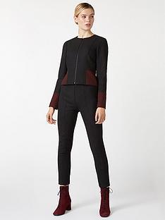 hobbs-corinne-trousers-black
