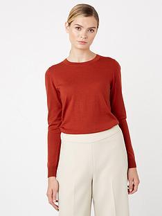 hobbs-penny-sweater-rust