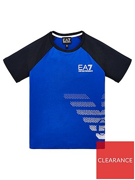 ea7-emporio-armani-boys-short-sleeve-7-colours-t-shirt-blue
