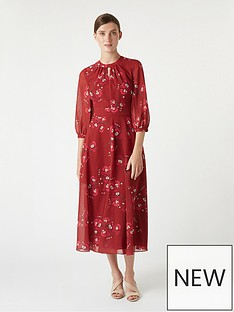 hobbs-hobbs-samantha-orchid-tea-dress-burgundy-cerise