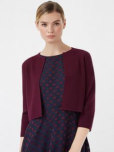 hobbs-hobbs-modern-ella-cardigan-deep-violet