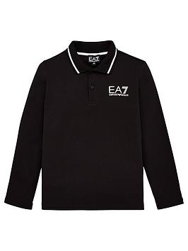 ea7-emporio-armani-boys-long-sleeve-jersey-polo-shirt-black