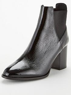karen-millen-toni-mid-ankle-boots-black