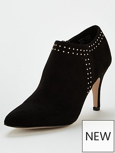 miss-kg-juicie-stud-heeled-shoeboot-black