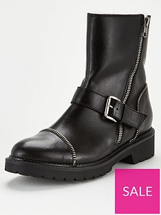 kurt-geiger-london-rudie-ankle-boots-black
