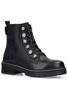 kurt-geiger-london-bax-ankle-boots-black
