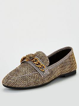 kurt-geiger-london-chelsea-loafers-beige