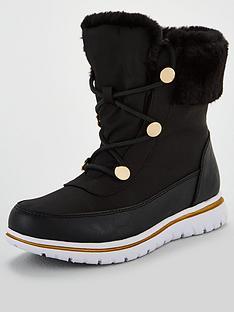 carvela-comfort-randy-snow-boots-black