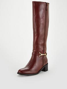 carvela-comfort-waffy-knee-high-boot