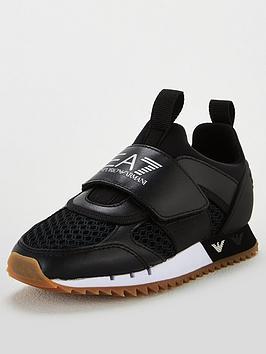 ea7-emporio-armani-boys-logo-strap-trainers-black