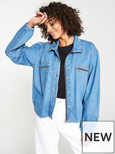 5fed41c23 Denim Jackets | Womens Denim Jackets | Very.co.uk