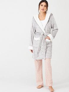 v-by-very-faux-shearling-blizzard-robe-grey