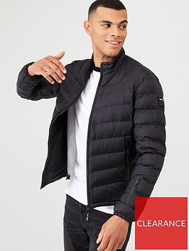 replay-quilted-padded-jacket-black