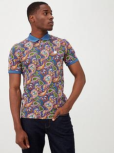 pretty-green-paisley-print-polo-shirt-multiple-colours