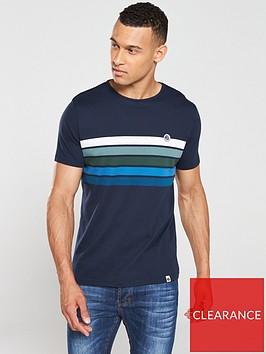 pretty-green-gordon-t-shirt-navy