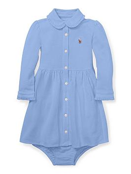 ralph-lauren-baby-girls-oxford-shirt-dress-blue