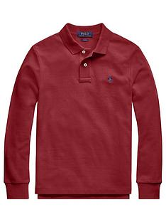ralph-lauren-boys-classic-long-sleeve-polo-shirt-dark-red