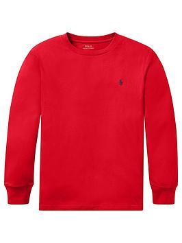 ralph-lauren-boys-classic-long-sleeve-t-shirt-red