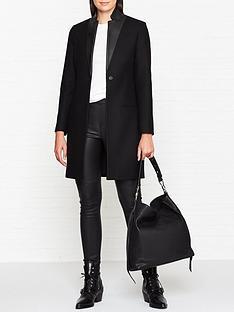 allsaints-leni-lea-coat-black