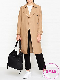 allsaints-avita-trench-coat-tawny-brown