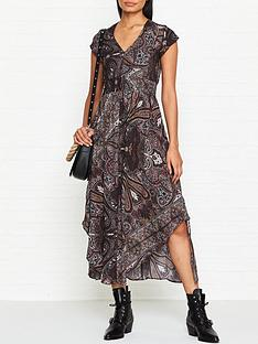 allsaints-leila-scarf-print-dress-purple
