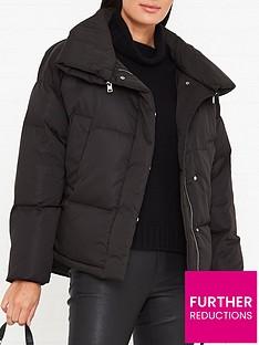 allsaints-piper-padded-jacket-black