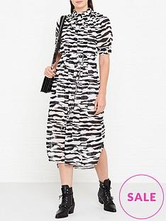 allsaints-xena-long-zephyr-dress-blackecru-white
