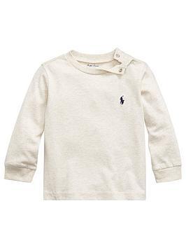 ralph-lauren-baby-boys-classic-long-sleeve-t-shirt-sand