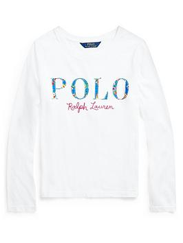 ralph-lauren-girls-long-sleeve-polo-t-shirt-white