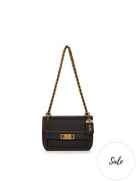 coach-mixed-leather-bar-cross-body-bag-black