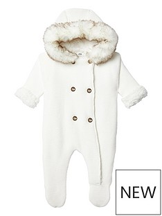river-island-baby-cream-hooded-all-in-one