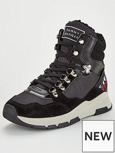 tommy-hilfiger-patent-fashion-sporty-boots-black