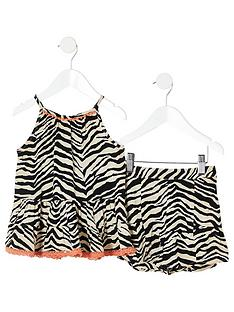 river-island-mini-girls-brown-zebra-print-cami-top-outfit