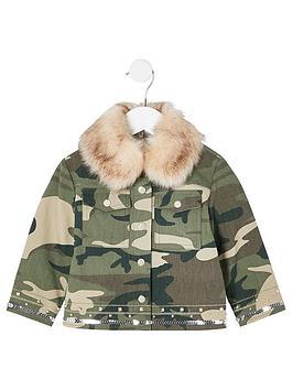 river-island-mini-mini-girls-embellished-camo-jacket-khaki