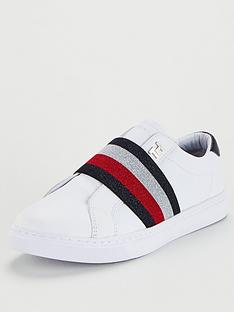tommy-hilfiger-slip-on-elastic-casual-trainers-white