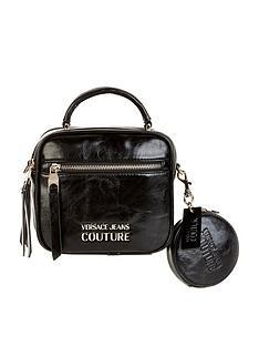 versace-jeans-couture-top-handle-cross-body-bag-black