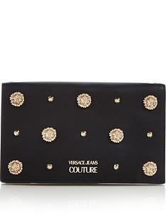 versace-jeans-couture-stud-purse-on-a-chain-black