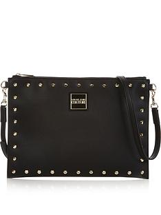 versace-jeans-couture-stud-embellished-clutch-bag-black