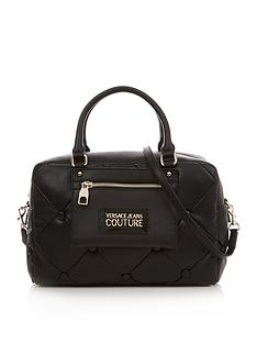 versace-jeans-couture-quilted-shoulder-bag-black